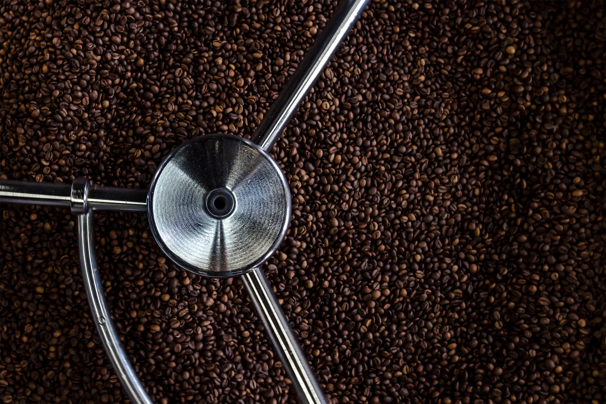 Over time, coffee loses its aroma, which is why we have decided not to store it.