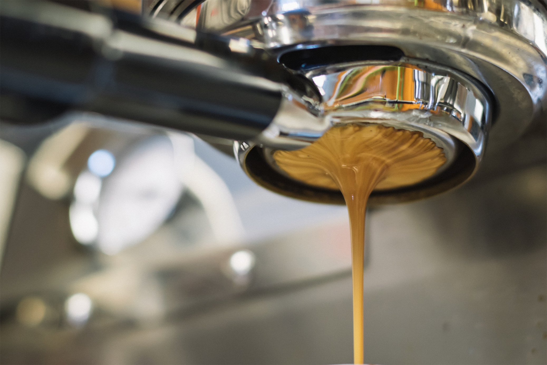 The unique taste of our coffee is the result of many years of practice.<br />